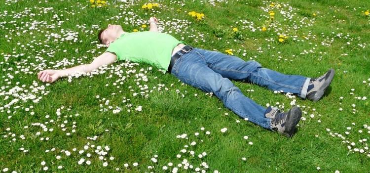 Tips tegen voorjaarsvermoeidheid