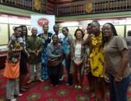 "Empowerment of women in Rwanda"" GLAPD's Dr Nadine Shema speaks at International Women's day event"
