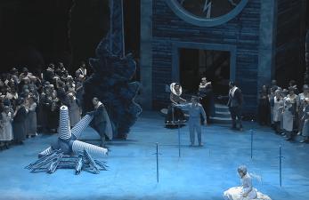 Richard Wagner - Tannhäuser-Aufführung in Bayreuth - Glarean Magazin