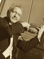 "Der legendäre rumänische ""Zigeuner-Geiger"" Georges Boulanger (1893 Tulcea - 1958 Buenos-Aires)"
