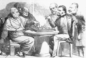 Glauben vs Wissen, Hoffen vs Bangen: Kann Schach dereinst