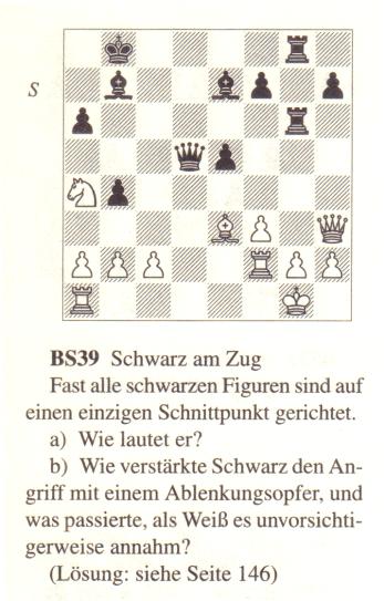 Jon Speelman - Lese-Beispiel Buch der Schachaufgaben - Glarean Magazin