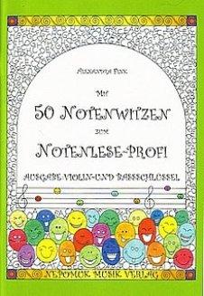 Alexandra Fink: Mit 50 Notenwitzen zum Notenlese-Profi (Nepomuk Verlag)