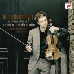 Nils Mönkemeyer (Bratsche) - Rosetti - Bach - Hoffmeister - Weichet nur, betrübte Schatten (Sony)