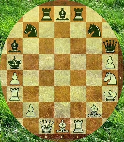 """Das """"Schach-Osterei"""" 2010: Matt in 7 Zügen"""