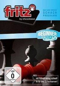 Die «Fritz Beginner Edition 2010» von Chessbase