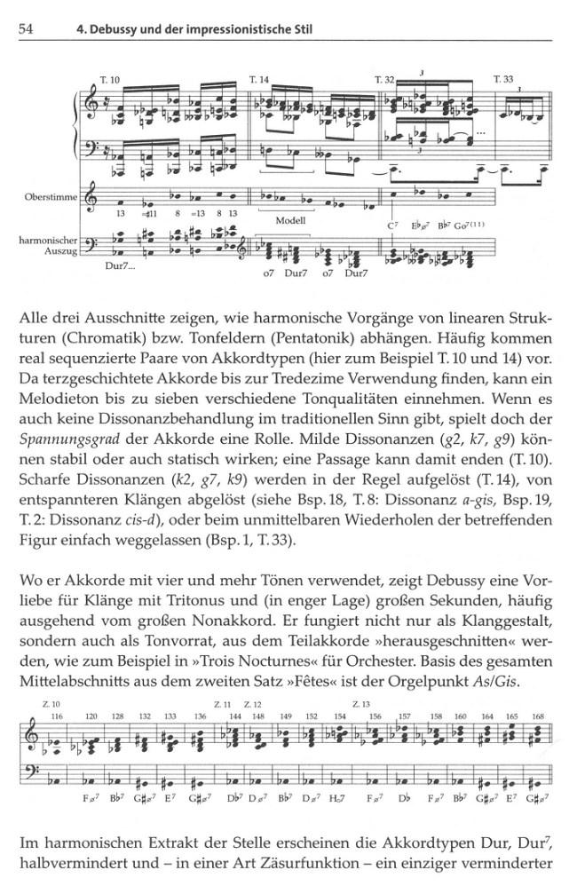 Leseprobe 1: Debussy und der impressionistische Stil