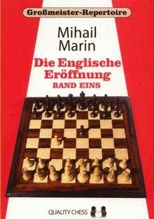 Mihail Marin: Die Englische Eröffnung (Band eins) Quality Chess