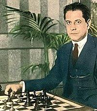 Vorbild in Sachen «lernbare Kreativität»: Schach-Genie Capablanca