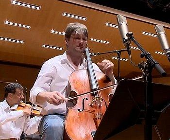 Jérôme Pernoo - Cello - Lucifer