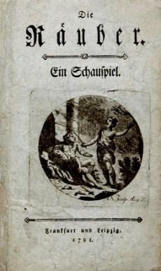 Literaten-Abhängigkeit von den Mächtigen&Reichen: Arrest für Schiller wegen dessen