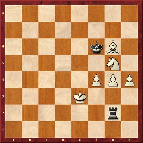 Bild: Computer-Schachpartie Bagatur-Fischerle (CCRL-2015)