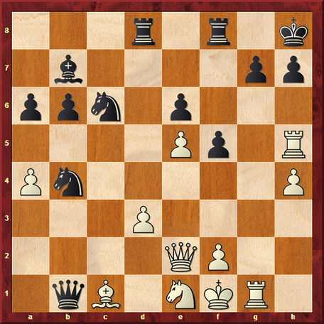 Fred Reinfeld - Win at Chess - Position 213