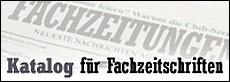 Fachzeitungen - Katalog für Fachzeitschriften