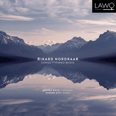 Rikard Nordraak – Songs and and Piano Music (Lawo CD-Label)