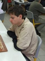 Der 29 Jahre junge Bulgare Valentin Iotov ist nicht nur Fernschach-, sondern auch FIDE-Grossmeister (hier an einem Turnier 2007).