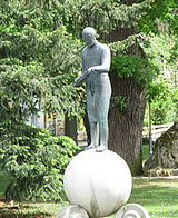 Das Bubenreuther Geigenbauer-Denkmal