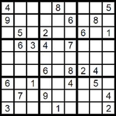 Sudoku 1-4 Mai - Aufgaben und Lösungen - Glarean Magazin (Walter Eigenmann)