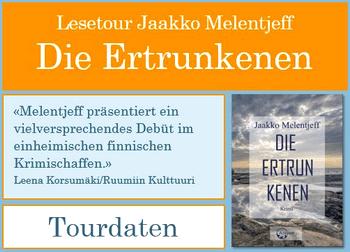 Lesetour Jaakko Melentjeff - Antium Verlag