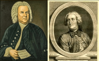 Johann Sebastian Bach gegen Louis Marchand - Orgel-Duell - Glarean Magazin