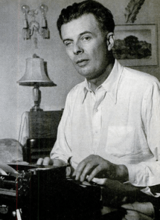 Literarischer Visionär und Gesellschaftskritiker: Aldous Huxley (1894-1963)