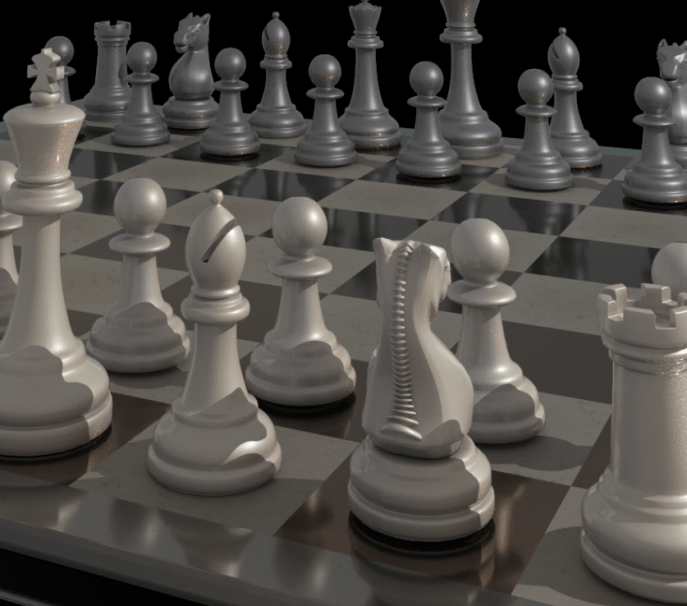 Chessbase-15 - Ray Tracing - Rezension Glarean Magazin