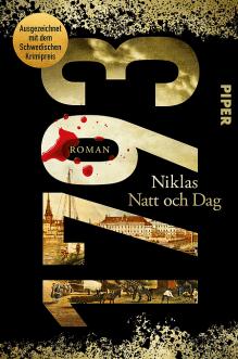 Niklas Natt och Dag - 1793 - Roman-Rezension - Glarean Magazin