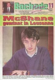 Rochade Europa - Ausgabe 11 2003 - Glarean Magazin