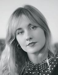 Jessica Andrews Foto - Und jetzt bin ich hier - Roman - Hoffmann und Campe Verlag - Literatur-Rezensionen Glarean-Magazin