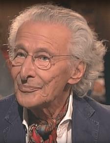 Verewigte seinen Freund Donner in der Figur des Onno Quist: Schriftsteller Harry Mulisch