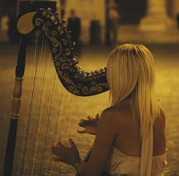 Musik für Harfe - Glarean Magazin