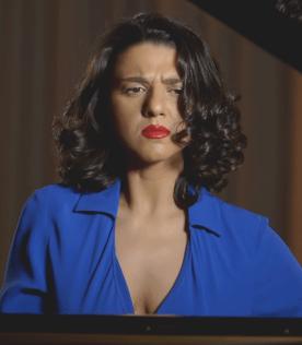 Virtuose Sinnlichkeit - Die Pianistin Khatia Buniatishvili - Musik im Glarean Magazin