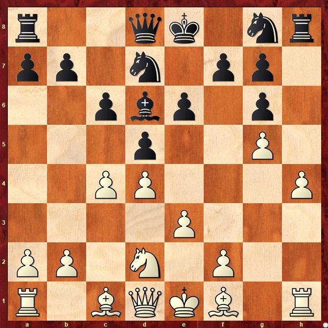 P.Rallabandi vs G.Schulz - Corr 2019 - Juego de ajedrez por correspondencia - Comentario Walter Eigenmann
