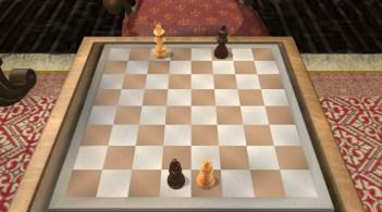 Schach-Satire - Exodus der Schachfiguren - Zwei Läufer - Peter Biro - Glarean Magazin