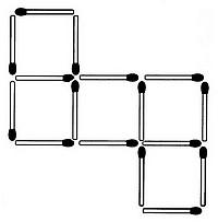 Das neue Streichholz-Rätsel (Oktober 2007) Lösung