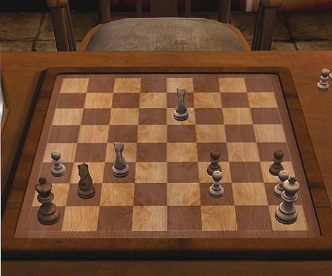 Das neue 50-Euro-Schachrätsel (November 2007)