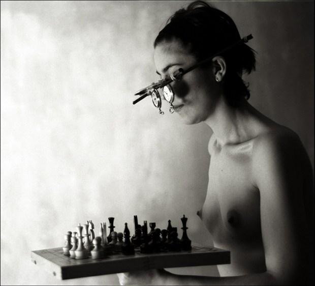 Schach in der Foto-Kunst (5): Bojan Nikolow