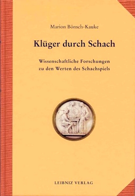 Boensch_Klueger durch Schach_Leibniz Verlag_Cover