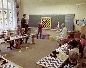 Schach als reguläres Schulfach?