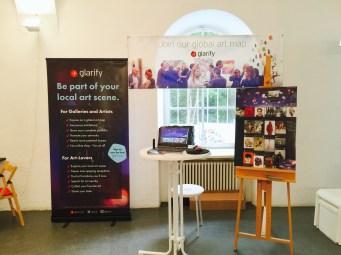 ARTMUC Glarify Booth