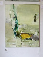 Josef Thalhofer - Ohne Titel, 90 x 70 cm, Acryl auf Leinwand