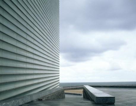 Roland Halbe: Kursaal, San Sebastian, 1999 (Rafael Moneo)