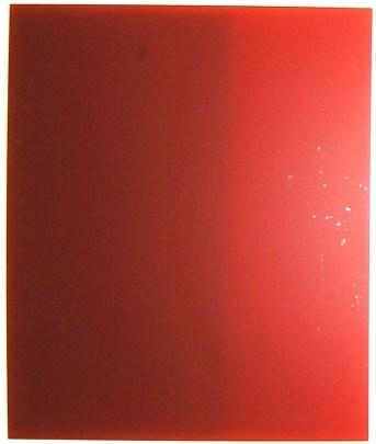 Herbert Hamak_Ein Bild, 937 N, 2006, Pigment, Bindemittel auf Leinwand, 120 x 100 x 7 cm
