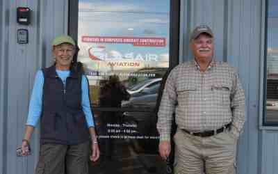 Yet Another Two-Glasair Couple