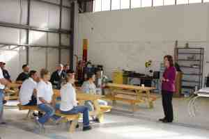 Siemens Government Technologies President and CEO Barbara Humpton discusses the progress of electric aviation and visions for lies ahead.