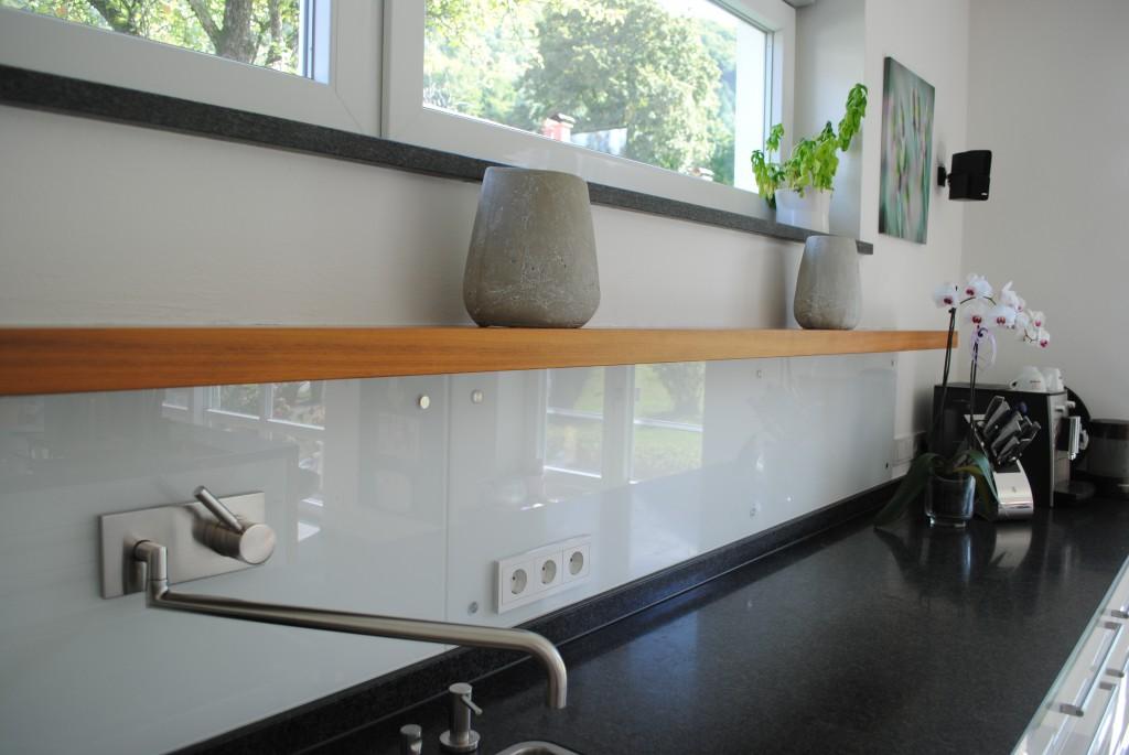 Ideengalerie Leben & Wohnen mit Glas - Glasart