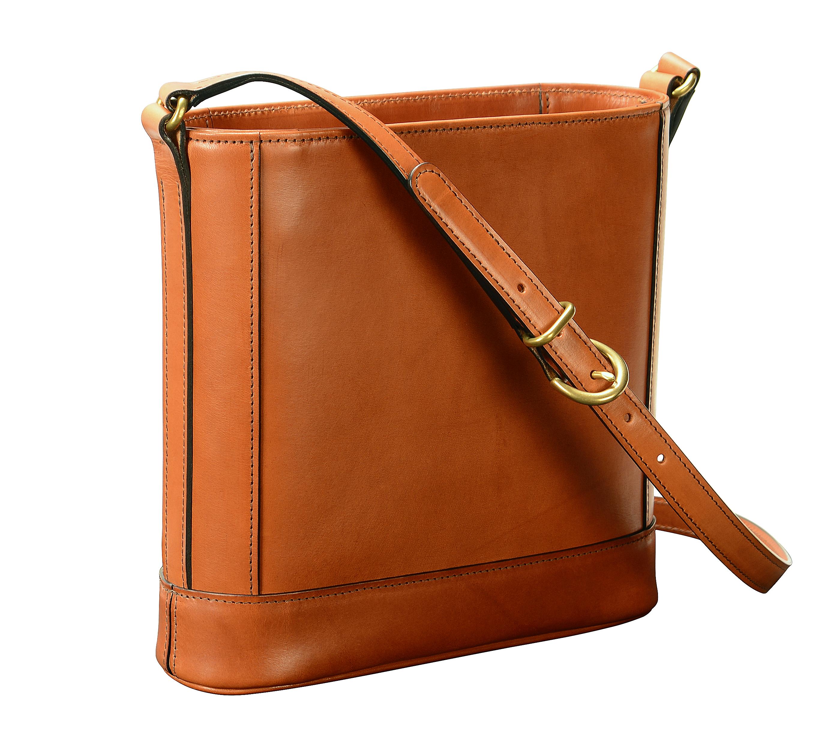 Long Strap Shoulder Bag | Glaser Designs