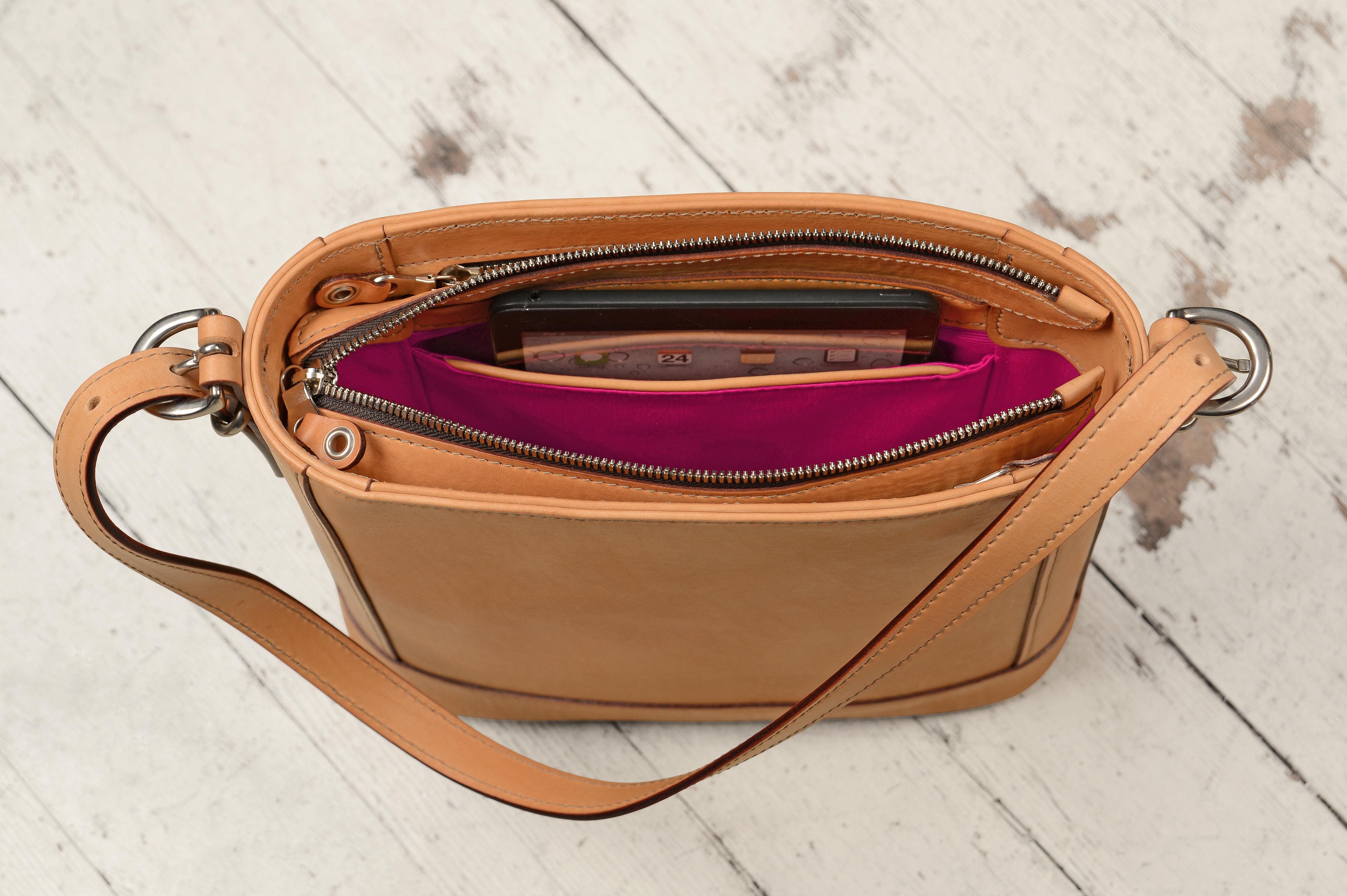 Short Strap Shoulder Bag | Glaser Designs
