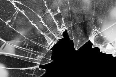 Oude ramen kunnen op simpele wijze veilig gemaakt worden met letselschade beperkende folie van Sunblock