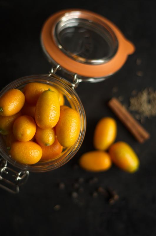 Kumquats suessauer Zutaten